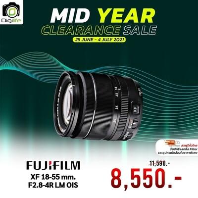 Fujifilm Lens XF 18-55 mm. F2.8-4R LM OIS - รับประกันร้าน Digilife Thailand 1 ปี