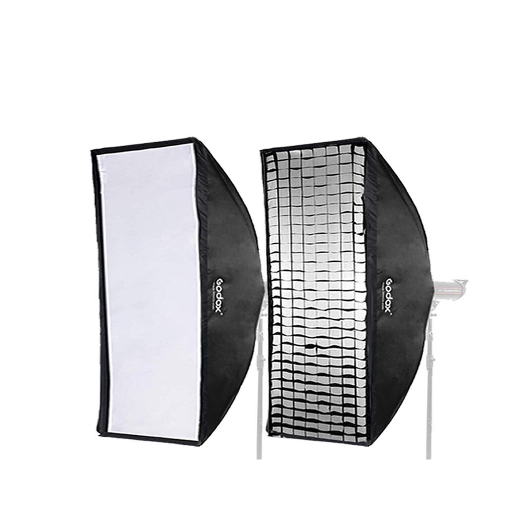 Godox Softbox SB-FW 70*100 cm. With Grid  [ Bowen Mount ] วิดีโอรีวิว , Live , ถ่ายรูปติบัตร , สตูดิโอ