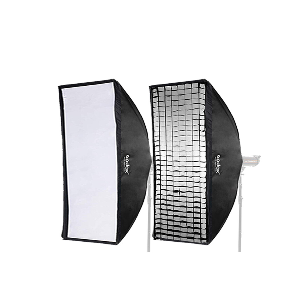 Godox Softbox SB-FW 60*90 cm. With Grid  [ Bowen Mount ] วิดีโอรีวิว , Live , ถ่ายรูปติบัตร , สตูดิโอ