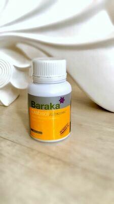 60 Caps Habatussauda with Fenugreek Oil