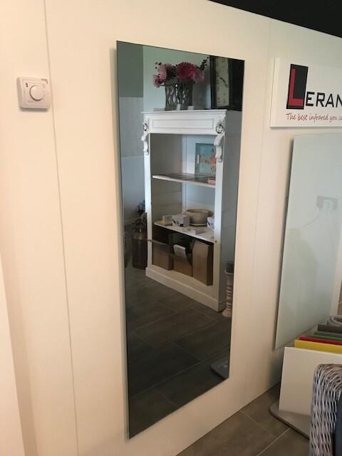 Leranti spiegel, 60x120 cm, 720 watt