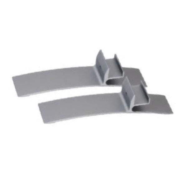 Aluminium voetjes (meer info)