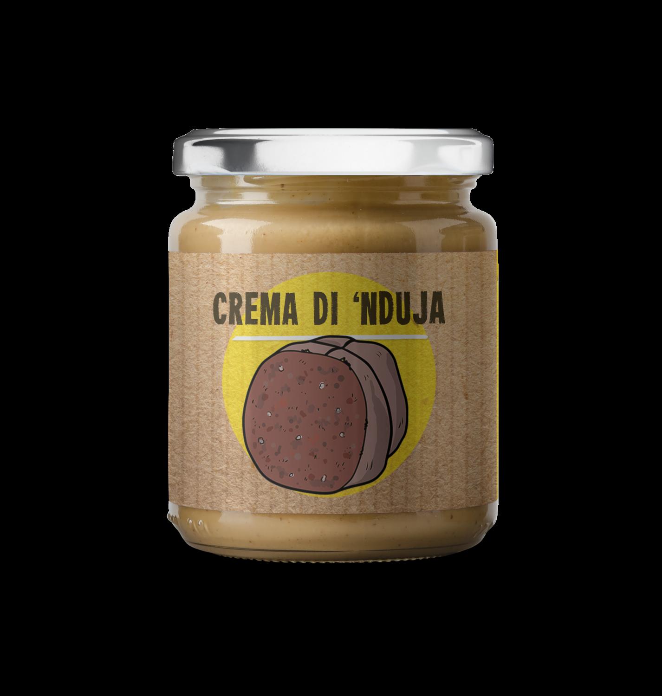 Crema di Nduja