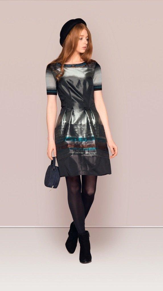 Платье НОЧНОЙ ГОРОД