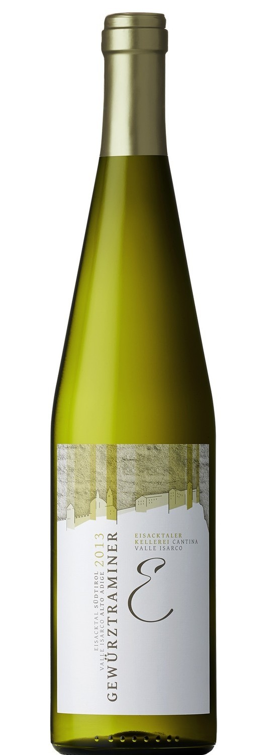 TRENTINO A.A. * Valle Isarco - Gewurstraminer 2019 (92 punti)