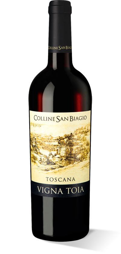 TOSCANA * Colline San Biagio - Vigna Toia 2018 (97 punti)