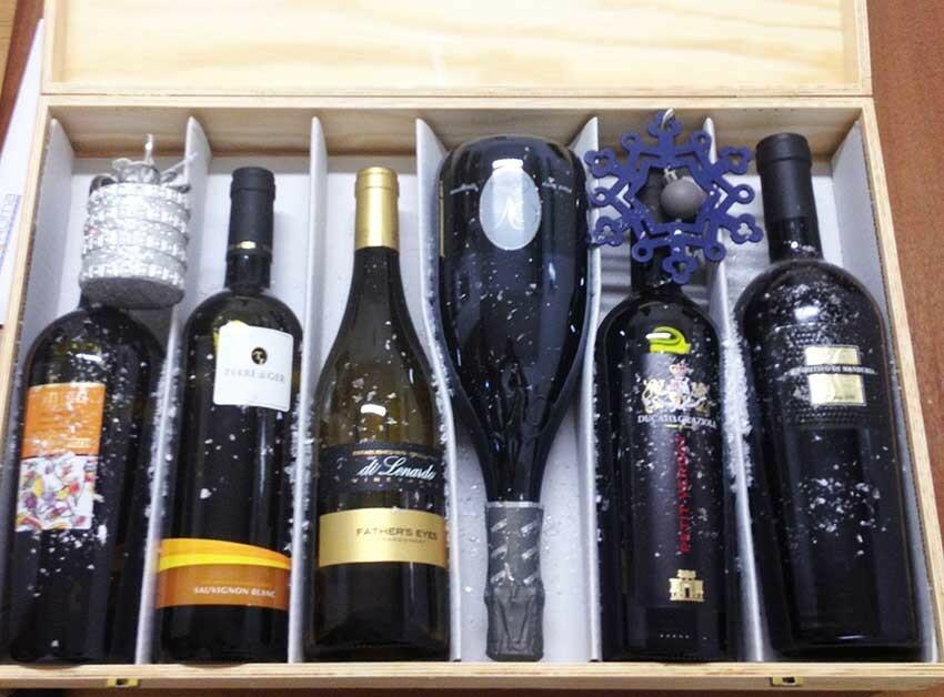 Natale 2020 - Confezione 6 bottiglie standard