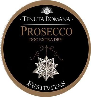 VENETO - Tenuta Romana - Festivitas Prosecco DOC Extra Dry (92 punti)