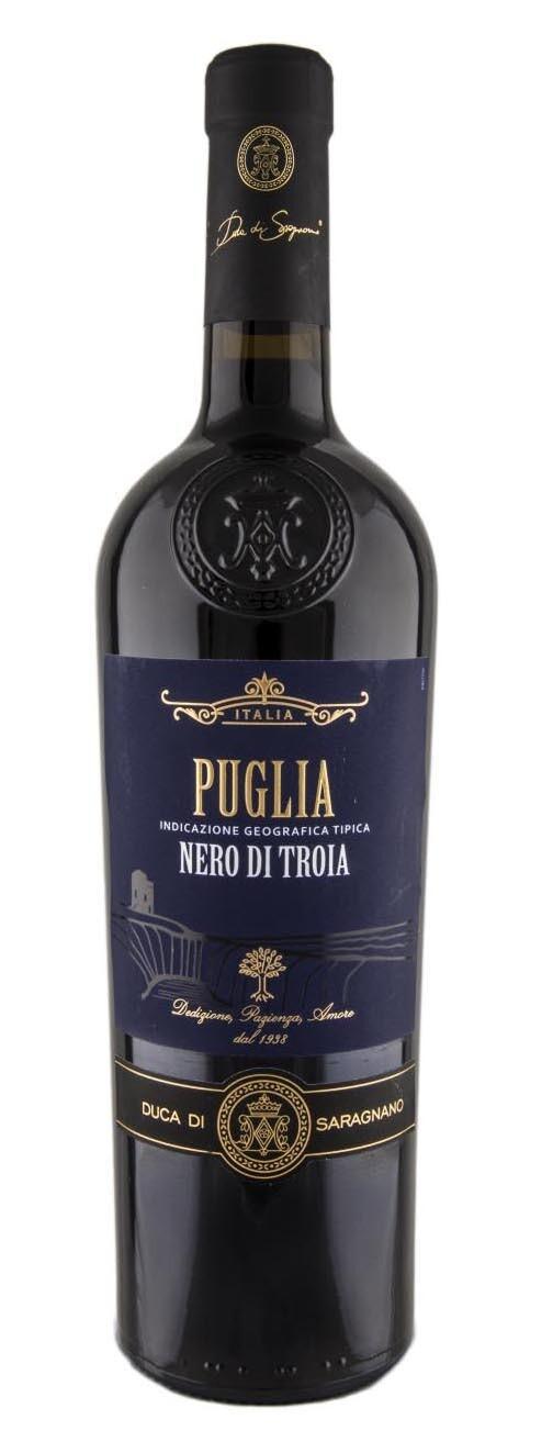 PUGLIA * Duca di Saragnano - Nero di Troia 2018 (94 punti)