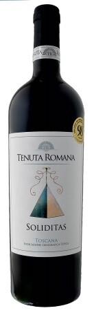 TOSCANA * Tenuta Romana - Soliditas 2015 (98 punti)