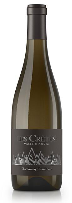 VALLE D'AOSTA * Les Cretes - Chardonnay Cuvée Bois 2017 (99 punti)