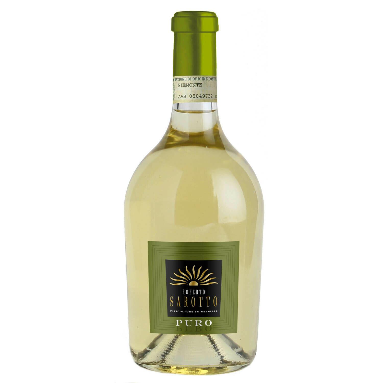 PIEMONTE * Roberto Sarotto - Puro Piemonte Chardonnay  (99 Punti)