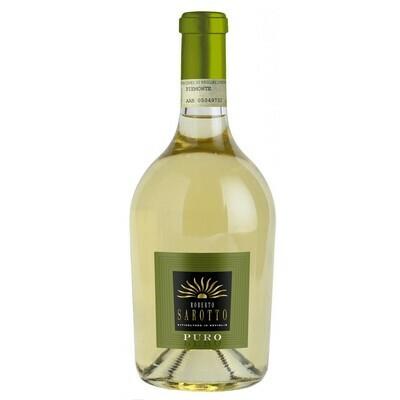 PIEMONTE * Roberto Sarotto - Puro Piemonte Chardonnay  2019  (99 Punti)