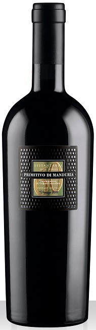 PUGLIA * San Marzano Vini - Primitivo Sessantanni  (99 punti)
