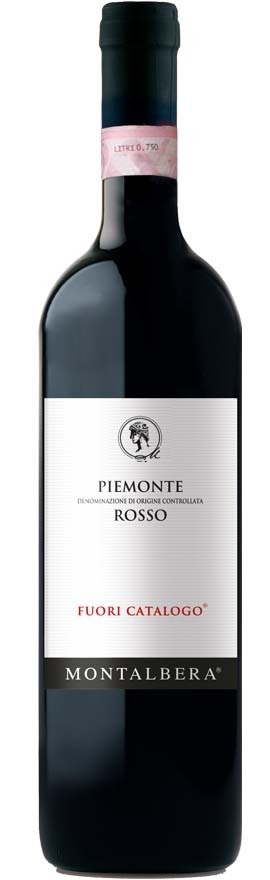 PIEMONTE * Montalbera Fuori Catalogo Piemonte Rosso 2020 (98 punti)
