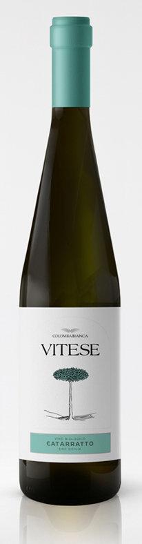 SICILIA * Colomba Bianca - Chardonnay Vitese Bio 2019 (96 punti)