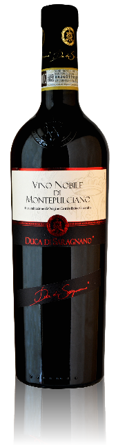 TOSCANA * Duca di Saragnano - Nobile Montepulciano 2016 (93 punti)