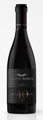 SICILIA * Colomba Bianca - Quarantanni Riserva Rosso 2017  (98 punti)