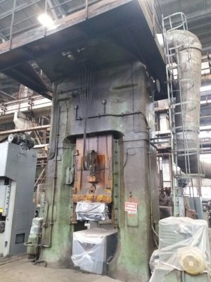 1 - USED 3,600 TON WEINGARTEN SCREW PRESS