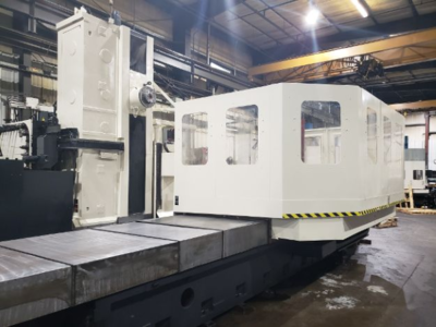 "1 – USED 5"" TOSHIBA CNC HORIZONTAL BORING MILL"