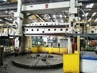 "1 – USED 187""/228"" BLANSKO CNC DOUBLE COLUMN VERTICAL BORING MILL"