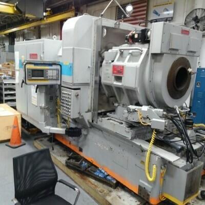 1 - USED GLEASON MODEL 887 CNC CURVIC COUPLING GRINDER