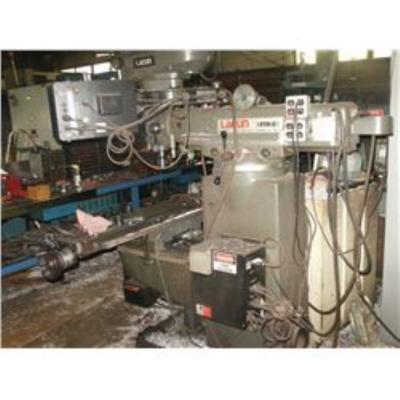 1 - USED 2 HP LAGUN PROTATRAK CNC VERTICAL MILL