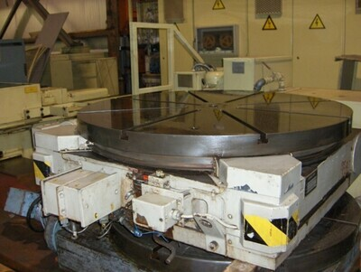 "1 - USED 42"" PRODUCTO MARK I PRECISION CNC ROTARY TABLE"