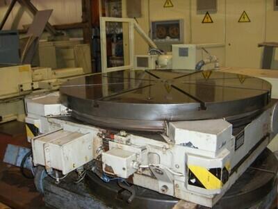 "1 - USED 42"" PRODUCTO MARK I PRECISION CNC ROTARY TABLE"