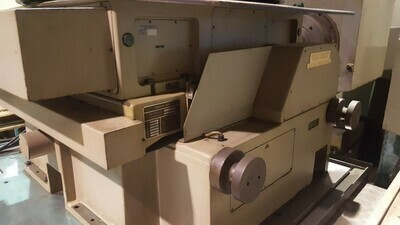 """1 - USED 47.25"""" DIAMETER HORSTMAN CNC HIGH PRECISION ROTARY TABLE"""