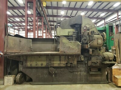 """1 - USED 60"""" BLANCHARD VERTICAL ROTARY SURFACE GRINDER"""
