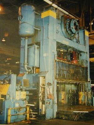 1 - USED 1000 TON BLISS POWER PRESS
