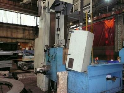 "1 - 5"" UNION BFP 130 CNC FLOOR TYPE HORIZONTAL BORING MILL"