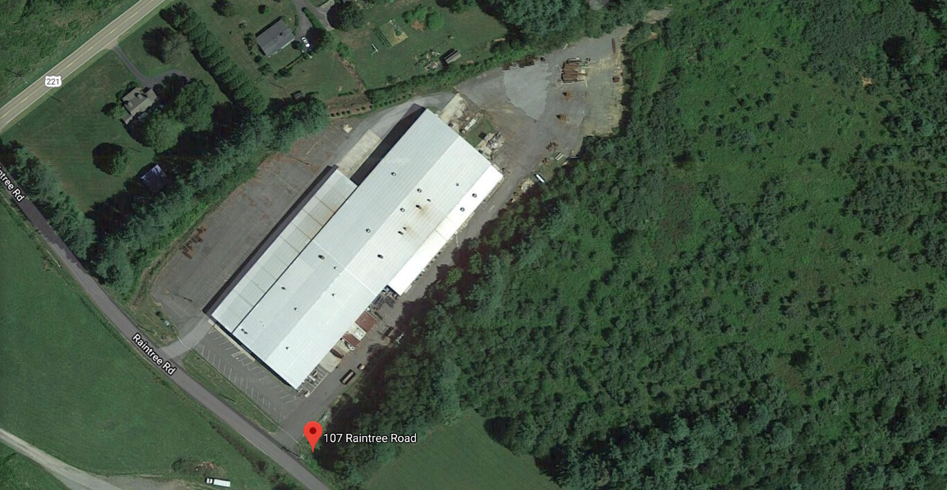 73,500 SQ. FT. ALL METAL INDUSTRIAL BUILDING ON 14,410 ACRES