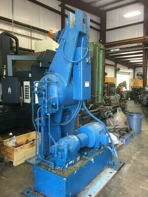 1 – USED 500 TON FARRELL BIRMINGHAM WHEEL PRESS