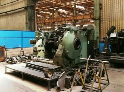 ​1 - USED SYKES MODEL 1600 MM SIMILAR 5 E MODEL GEAR CUTTER