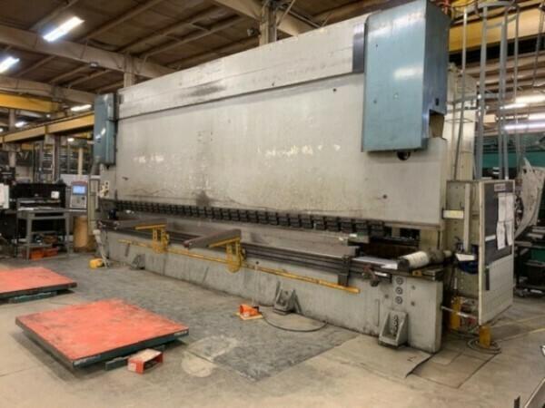 1 - USED 800 TON X 26' ERMAK CNC HYDRAULIC PRESS BRAKE