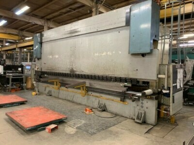 1 - USED 800 TON X 26' ERMAK CNC HYDRAULIC PRESS BRAKE