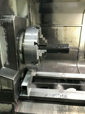 "1 - USED 44"" X 165"" SUN FIRM LONG BED ENGINE LATHE"
