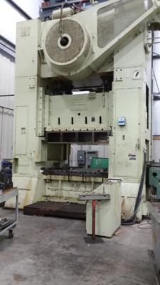 1 - USED 400 TON USI-CLEARING SSDC PRESS