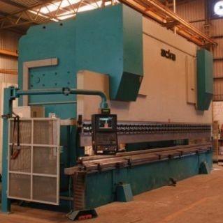 1 – USED 1000 TON ADIRA CNC HYDRAULC PRESS BRAKE
