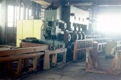 "1 – USED 5"" SKET ROLL TYPE BAR STRAIGHTENER (GERMAN)"