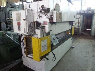 1 – USED 100 TON X 10' HTC CNC HYDRAULIC PRESS BRAKE