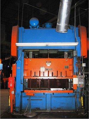 1 – USED SC2-250-96-54 NIAGARA SSDC MECHANICAL POWER PRESS