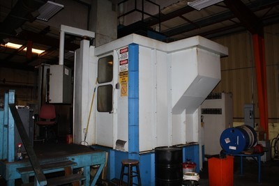 "1 – USED 63""/78"" TOS HULIN 3-AXIS CNC VBM WITH LIVE TOOLS"