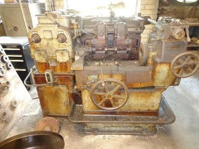 1 - USED 1-A FARREL-SYKES GEAR GENERATOR - FOR HEERINGBONE GEARS