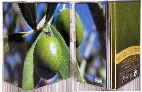 LATTINA da 3 LT  Olio  Evo  Extravergine Azienda Agricola