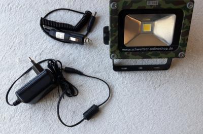 ES-FIX Uni Extra Strahler 10W