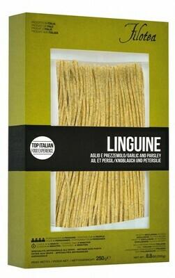 Linguine aglio e prezzemolo Filotea