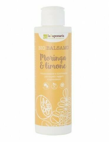 Balsamo moringa e limone La Saponaria